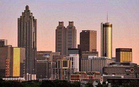 Atlanta has hundreds of great hotels!