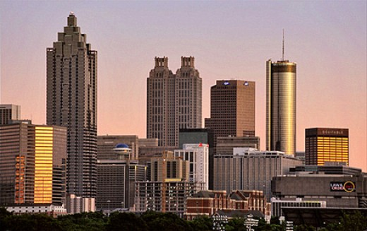 Atlanta has hundreds of great hotels!