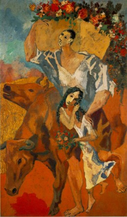 Composition: The Peasants (1906)
