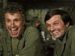 Trapper and Hawkeye