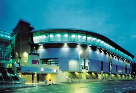 The scene- Nottingham