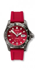 Victorinox Dive Red Watch