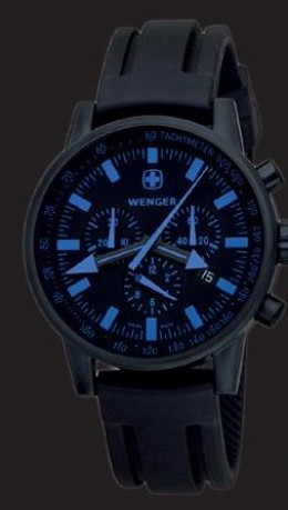 Wenger Swiss Army Commando Watch