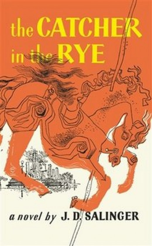ist ed, Cathcher in the Rye, 1951
