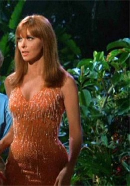 What guy wouldn't want to be stranded on an island with Ginger?