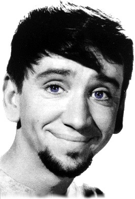 ...or Dobie Gillis' best friend, the beatnik Maynard G. Krebs?