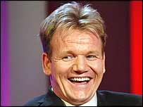 Perfectionist Gordon Ramsey