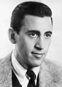 """FILE - In this 1951 file photo, J.D. Salinger, author of """"The Catcher in the Rye -- AP Photo, file))"""