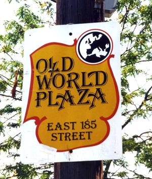 Old World Plaza, Cleveland & Euclid, Ohio