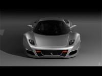 Ferrari front view