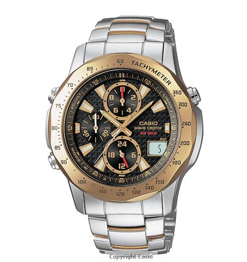 Casio Wave Ceptor Watch