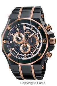 Casio Edifice Gold Label Watch