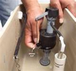 Adjusting-fluidmaster