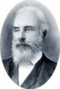 "Sir Matthew Baillie Begbie, a judge that had received the heinous monacher of ""The Hanging Judge"""