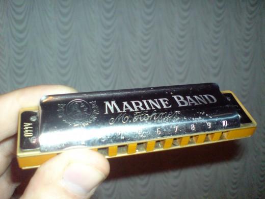 I love my Marine Band