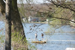 Fishing Photo on Chautauqua Lake in Chautauqua County, NY