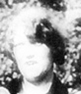 Doris Gravlin who was murdered by her husband at the Victoria Golf Courses 7th Fairway on September 22, 1936.