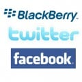 Update your Facebook or Twitter Status on your Blackberry