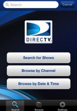 DIRECTV iPhone App