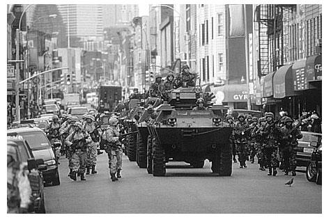 Martial Law... the Future of America?