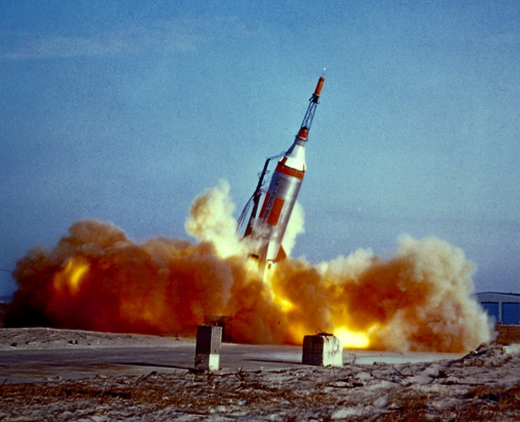 NASA Project Mercury - Launch Vehicles/Rockets | hubpages