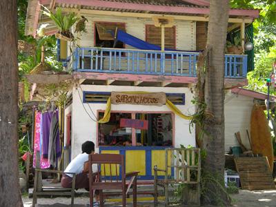 Sarong shop