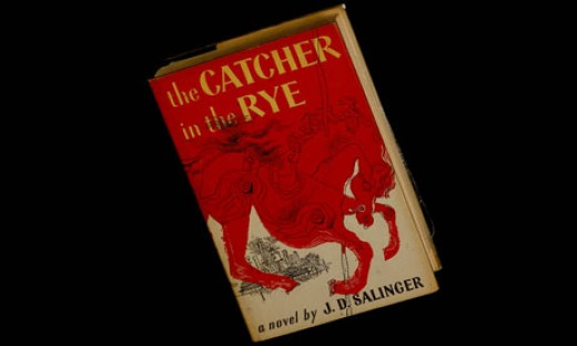 Salinger's only famous book.