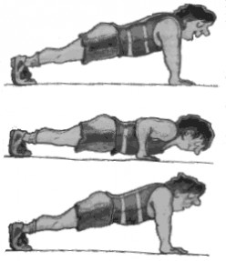 The right way to do push-ups!