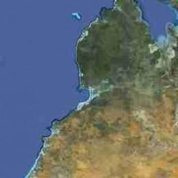 Valentine Island in Perth, Western Australia