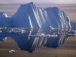 GLACIERS -- The Cold Hard Facts Of Climate Change