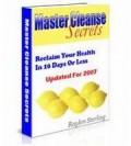 Master Cleanse Diet Secrets