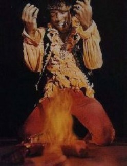 Hendrix at Monterey Pop