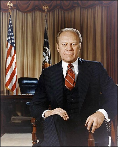 The Ford Administration (1974-1977)[edit]
