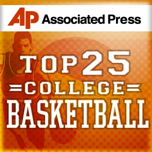 Fixtures in the AP Top 25 such as Kansas and UCLA are nowhere to be found