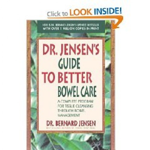 In Dr. Jensen's Guide to Better Bowl Care, You will find dietary principals and a lot more from one of the world's pioneers in the field of nutrition.