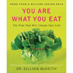 You Are What You Eat is one of the best eating principal guides out there.