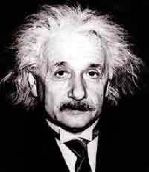 Sir Albert Einstein