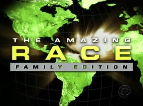 The Amazing Race-Family Edition c/o mahalo.com