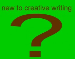 How To Write Fiction!