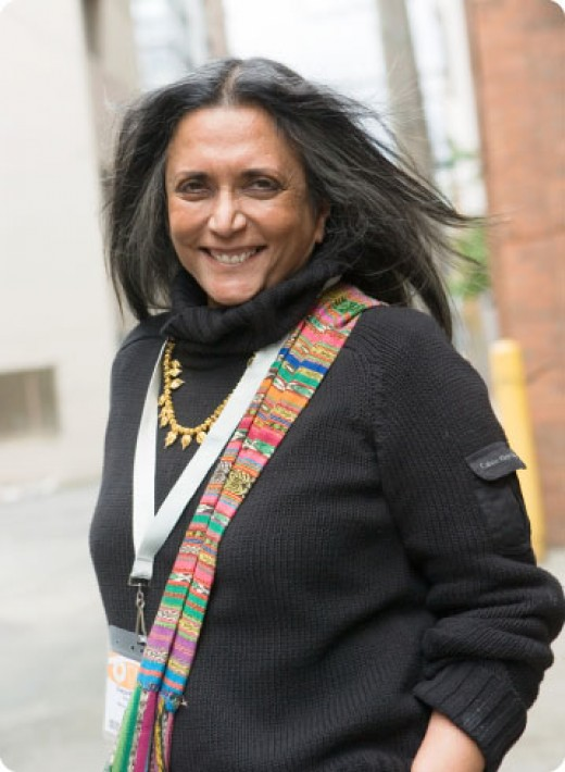 DeepaMehta: Writer, director of Water