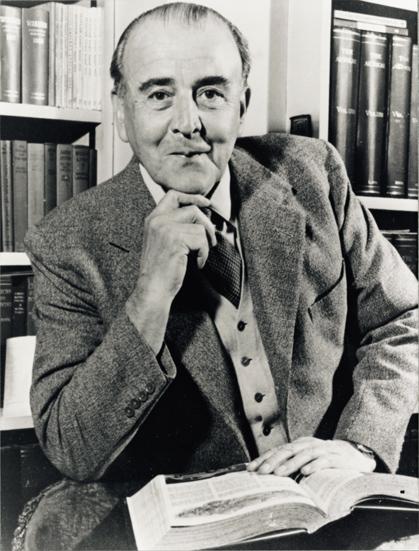 photo of W.O. Bentley