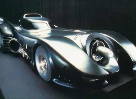 1990 & 1992 Batmobile photo courtesy of fuzedfilm.com