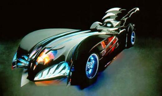 1997 Batmobile  (The Pratmobile)