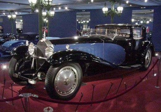 1933 Bugatti Royale Coupe