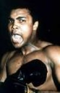 The legendary boxer, Muhammad Ali during his prime