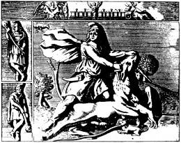 The Roman God, Mithras