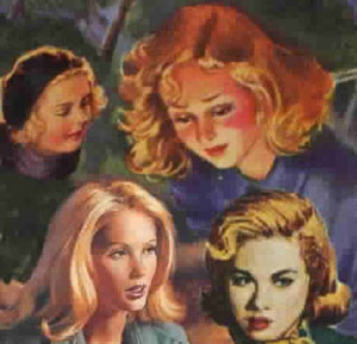 The fictitious Nancy Drew http://gaygamer.net/images