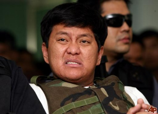 Andal Ampatuan Jr., the principal suspect in the killing of 57 people including 30 journalists (http://newshopper.sulekha.com/)