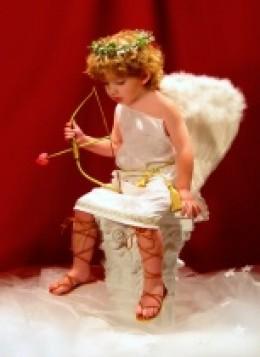 Cupid Love (Audra Telkamp)