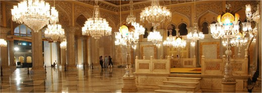 Inside View of ChowMohalla Palace